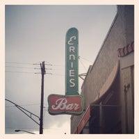 Photo taken at Ernie's Bar & Pizza by Sara P. on 8/30/2013