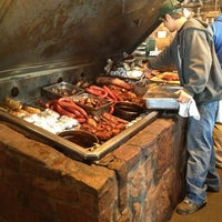 Photo taken at Hard Eight BBQ by Kim H. on 3/24/2013