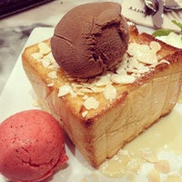 Photo taken at iberry Fruit Café by Teh K. on 10/12/2013