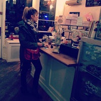 Photo taken at Erin McKenna's Bakery by Jennifer B. on 1/18/2013
