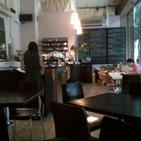 Photo taken at The Book Cafe by Yuenmin L. on 1/14/2013