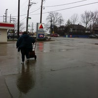 Photo taken at Citgo by Mary J. on 4/11/2013