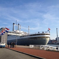 Photo taken at ss Rotterdam by Guglielmina V. on 3/8/2014