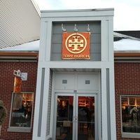 Photo taken at Tory Burch - Outlet by TJ C. on 1/2/2013