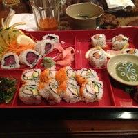 Photo taken at Sushi Thai by TJ C. on 3/15/2013