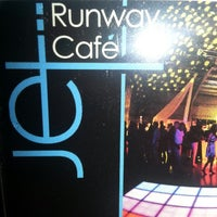Photo taken at Jet Runway Cafe by Judy R. on 5/8/2013