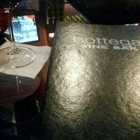 Photo taken at Bottega Wine Bar by Michael F. on 11/28/2015