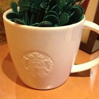Photo taken at Starbucks by E B. on 1/28/2013