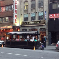Photo taken at Dominion Square Tavern by E B. on 6/15/2013