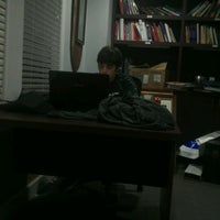 Photo taken at Alpha Tau Omega Fraternity at Georgia Tech by Lily S. on 10/26/2012