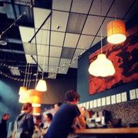 Photo taken at Awaken Cafe by Isaiah D. on 2/19/2013