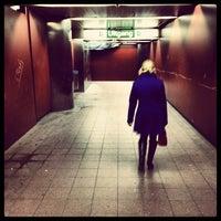 Photo taken at Premetrostation Astrid by Peter V. on 12/7/2013