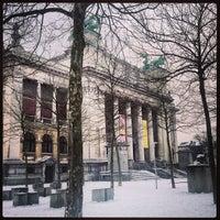Photo taken at Koninklijk Museum voor Schone Kunsten Antwerpen by Peter V. on 1/17/2013