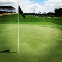 Photo taken at Liberty National Golf Course by Zachary M. on 7/23/2013