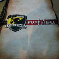 Photo taken at Tilted Kilt by Christian A. on 8/6/2013