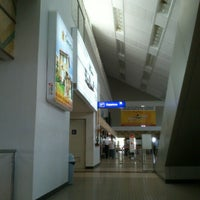 Photo taken at Bacolod-Silay International Airport (BCD) by Aian G. on 9/28/2012