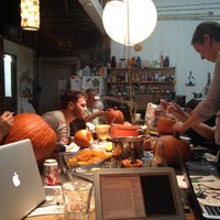 Photo taken at NYC Resistor by Holly H. on 10/21/2012