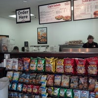 Photo taken at Capriotti's Sandwich Shop by Brian T on 9/26/2013