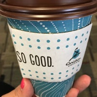 Photo taken at Caribou Coffee by Christine A. on 5/8/2016