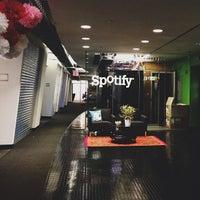 Photo taken at Spotify by Roxi B. on 2/21/2013