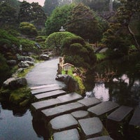 Photo taken at Japanese Tea Garden by ✨Vasilina W. on 1/6/2013