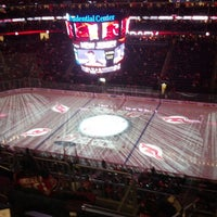 Photo taken at Prudential Center by Mauro M. on 3/8/2013