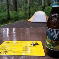 Photo taken at Heart O' The Hills Campground by E B. on 5/24/2013