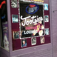 Photo taken at Tootsie's World Famous Orchid Lounge by Kelly M. on 3/30/2013