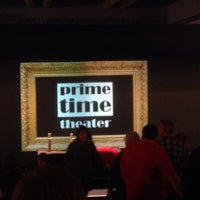 Photo taken at Prime Time Theater by Maximilian M. on 10/11/2014