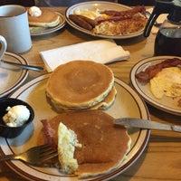 Photo taken at Pancakes R Us by Karen S. on 2/15/2015