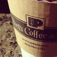 Photo taken at Peet's Coffee & Tea by Kris K. on 2/1/2013