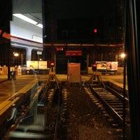 Photo taken at SEPTA Chestnut Hill East Station by IG: CASTRODOM06 on 1/2/2013