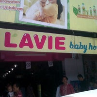 Photo taken at Lavie Baby House by fendy on 3/9/2013