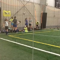 Photo taken at Total Turf Experience by Jennifer T. on 2/27/2013
