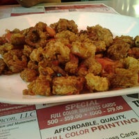 Photo taken at Central Plaza Diner by Vish S. on 11/21/2013