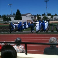 Photo taken at Corbus Field by Beth T. on 6/12/2013