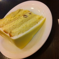 Photo taken at Secret Recipe by Fann on 4/18/2013