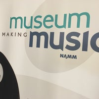 Photo taken at Museum of Making Music by Jon S. on 6/2/2016