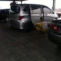 Photo taken at Honda Mugen - Pasar Minggu by Sandy N. on 8/16/2014
