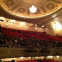 Photo taken at Palace Theatre by Alex M. on 11/26/2012