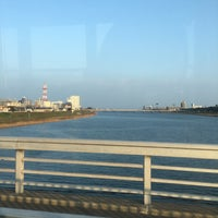 Photo taken at 滝尾橋 by ぷに さ. on 12/24/2015