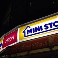 Photo taken at ミニストップ 仙台東七番丁店 by T on 4/24/2014