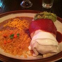 Photo taken at Sombrero Mexican Restaurant by Thiago S. on 11/23/2012