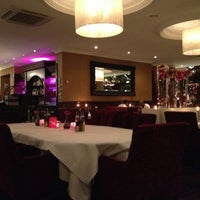 Photo taken at Van der Valk Hotel Akersloot by Hans W. on 11/27/2012