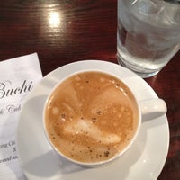 Photo taken at Buchi Cafe Cubano by Norman D. on 10/4/2012