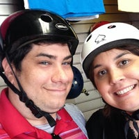 Photo taken at SegCity Segway Tours and Sales by Zach G. on 3/1/2014