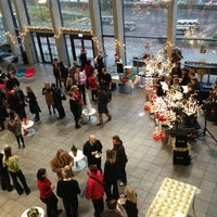 Photo taken at The Atrium by Michael B. on 12/7/2012