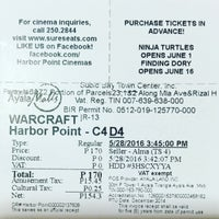 Photo taken at Harbor Point Cinemas by Jackie R. on 5/29/2016