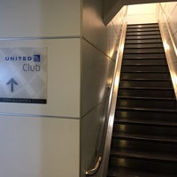 Photo taken at United Club by John R. on 2/11/2016