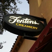 Photo taken at Fentons Creamery & Restaurant by Jame N. on 11/24/2012